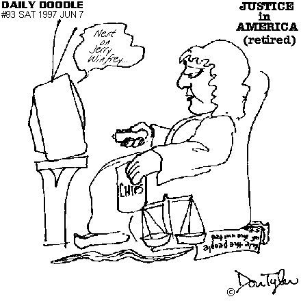 Justice in America (Retired)