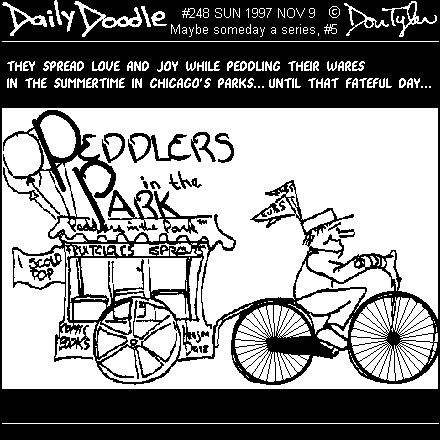 Peddlers in the Park