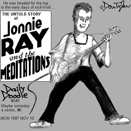 Jonnie Ray and the Meditations