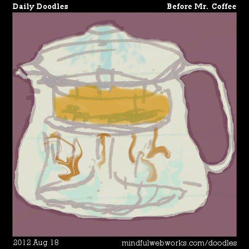 Before Mr. Coffee™