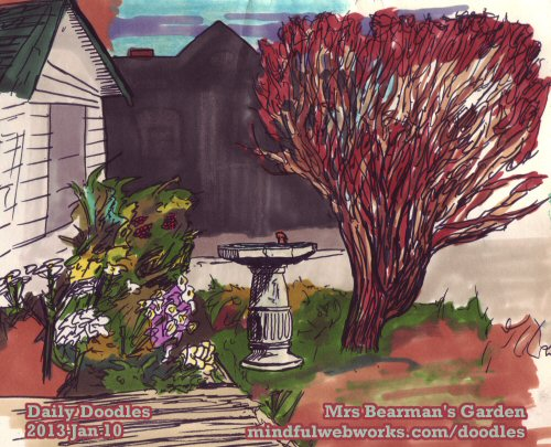 Mrs Bearman's Garden