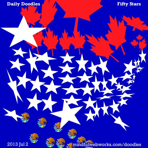 Fifty Stars