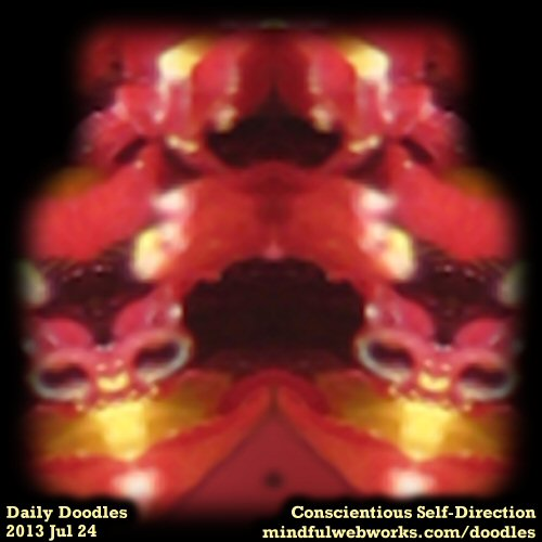 Conscientious Self-Direction