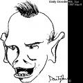 Doodleface: Horsefaced Extraterrestrial