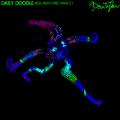 Neon dustball boogeying
