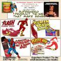 Superhero Product Tie-Ins