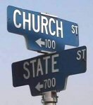 Intersection of Church & State