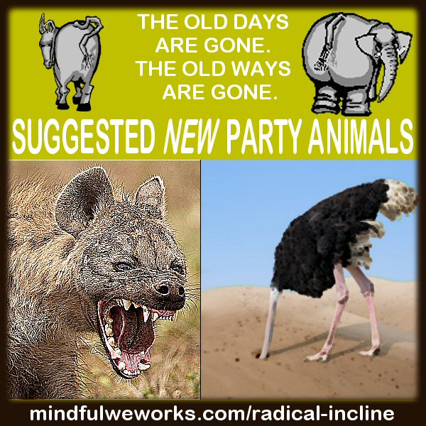 New Political Animals