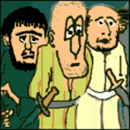 3 stalwart Galileans